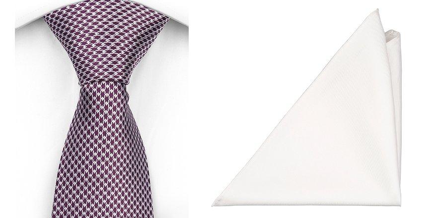 e50ced5abf69 Hochzeit - Krawatte und Einstecktuch passend abgestimmt