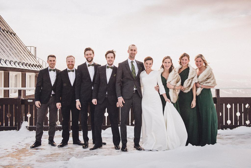 Notch DANIEL Fliege für Hochzeit